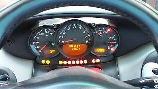 Porsche Boxster Base 2001