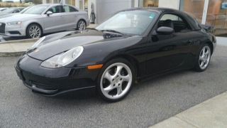 Porsche 911 Carrera 2001
