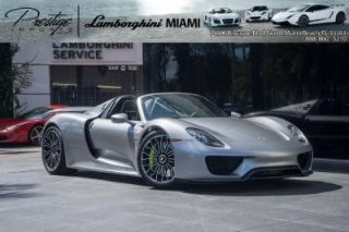 Used 2015 Porsche 918 Spyder In Miami Florida