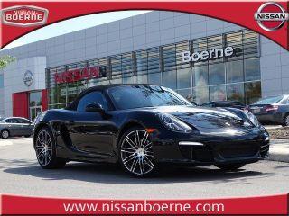 Porsche Boxster S 2016