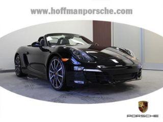 Porsche Boxster Base 2016