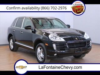 Used 2009 Porsche Cayenne in Dexter, Michigan