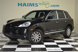 Used 2010 Porsche Cayenne in Hollywood, Florida