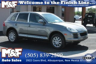 Used 2010 Porsche Cayenne in Albuquerque, New Mexico