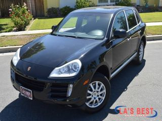 Used 2010 Porsche Cayenne in North Hollywood, California