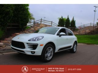 Used 2016 Porsche Macan S in Merriam, Kansas