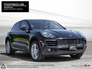 Used 2017 Porsche Macan S In Austin Texas