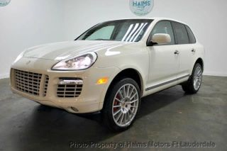 Used 2009 Porsche Cayenne Turbo in Lauderdale Lakes, Florida