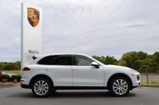 Used 2016 Porsche Cayenne S in Rocklin, California
