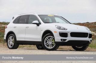 Used 2016 Porsche Cayenne S in Seaside, California