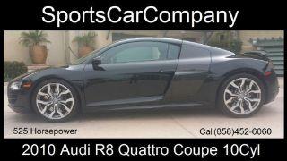 Audi R8 5.2 2010