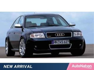 Used 2003 Audi RS6 in Renton, Washington