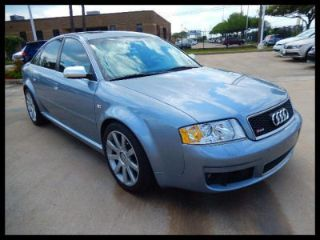 Audi RS6 4.2 2003