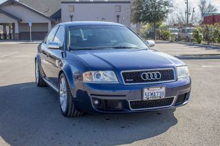 Used 2003 Audi RS6 in Tranquillity, California