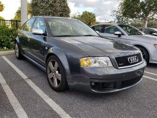2003 Audi RS6 4.2