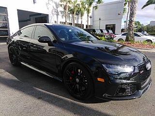 Used 2017 Audi Rs7 Prestige In Pembroke Pines Florida