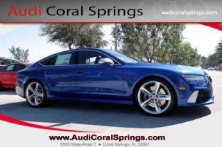 Used Audi RS Prestige In Coral Springs Florida - Coral springs audi