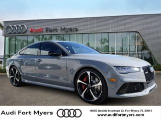 New Audi RS Prestige In Fort Myers Florida - 2018 audi rs7