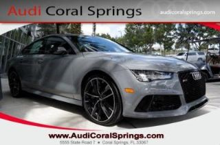 Used Audi RS Performance Prestige In Coral Springs Florida - Coral springs audi