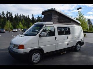 1995 Volkswagen Eurovan Poptop Camper