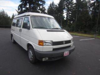 Volkswagen Eurovan Poptop Camper 1995