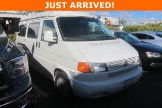 Volkswagen Eurovan Poptop Camper 1999