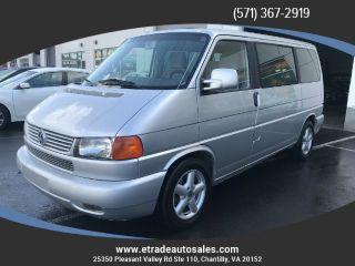 Used 2002 Volkswagen Eurovan GLS in Chantilly, Virginia