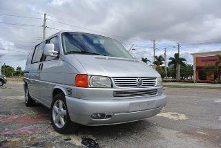 Volkswagen Eurovan GLS 2002