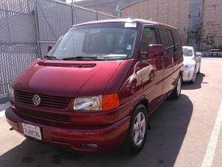 Used 2002 Volkswagen Eurovan MV in Seattle, Washington