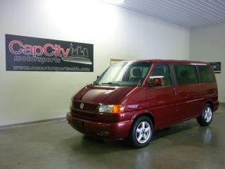 Volkswagen Eurovan MV 2002