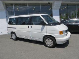 Volkswagen Eurovan MV 1993