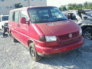 Volkswagen Eurovan MV 1999
