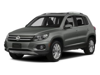 Used 2015 Volkswagen Tiguan S in Miami, Florida