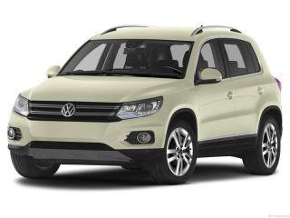 Volkswagen Tiguan S 2013