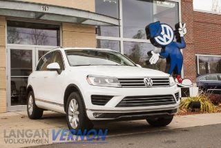 Volkswagen Touareg Sport 2016