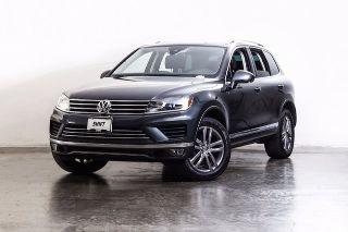 Volkswagen Touareg Luxury 2016