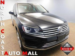 Volkswagen Touareg Executive 2016