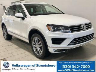 2015 Volkswagen Touareg Luxury