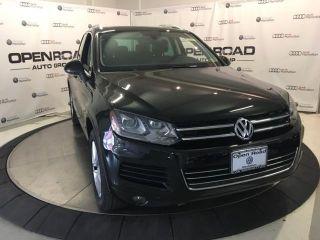 Volkswagen Touareg Luxury 2014