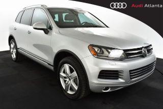 2013 Volkswagen Touareg Luxury