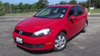 Used 2013 Volkswagen Golf in Tyler, Texas