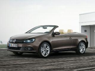 2012 Volkswagen Eos Executive