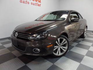 2013 Volkswagen Eos Luxury