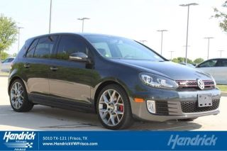 used 2014 volkswagen gti drivers edition in frisco, texas