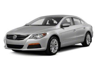 Volkswagen CC Luxury 2012
