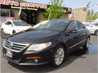 Used 2010 Volkswagen CC Sport in Modesto, California