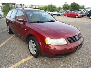 2000 Volkswagen Passat GLS