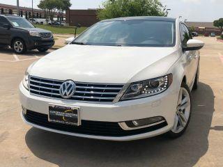Volkswagen CC Luxury 2013