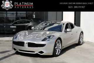 2012 Fisker Karma Collector Edition
