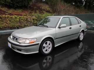 Used 2002 Saab 9-3 SE in Shoreline, Washington